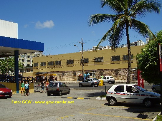 Col�gio Estadual Manoel Devoto - Vista Frontal