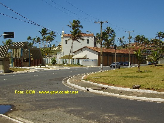 Colégio Estadual Manoel Devoto - Quartel de Amaralina